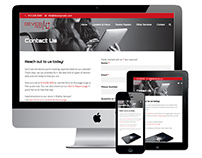 Phone Repair Website Design, Development, WordPress