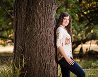Sabrina-Senior Photo