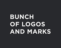 Bunch of Logos and Marks