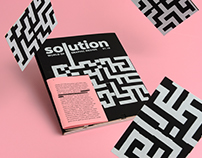 solution magazin — editorial redesign