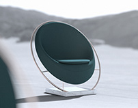 ECLIPSE chair // EQUATION Coffee table (2020)