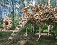 Гнезда для детского Архстояния