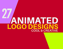 27 Cool Animated Logo Designs