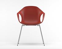 Elephant chair - Kristalia