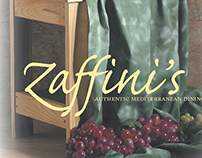 Zaffinni Styles Menu