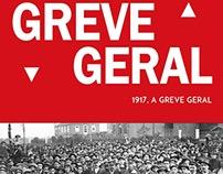 Poster e Teaser Documentário Greve Geral.