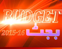 Budget 2015-16 Transmission on Abb Takk News