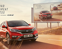 Honda CR-V : The Road to Great is Endless | CGI