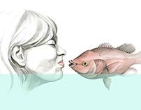 PUNTERÍAS /2016/ Ilustración editorial