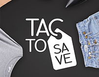 """Tag to save"""