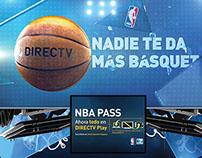NBA ID'S / DIRECTV - TV spot