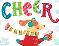 Cup of Cheer Holiday Greeting Card