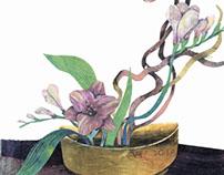 Questo non è un ikebana