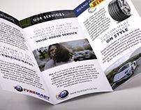 Tyremart KZN information brochure