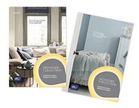 Dulux Paint Colour Cards and Press Ads