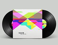 Album Covers (glitch art)   Vinyl Collection