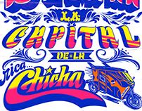LIMA la capital de la rica Chicha