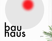BAUHAUS inspired