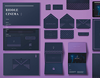 Secret cinema branding