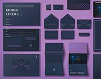Secret cinema branding