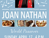 Joan Nathan: World Passover
