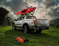Mitsubishi L200 Triton Outdoor 2021