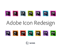 Adobe Products Icon Redesign : IntelliJ IDEA