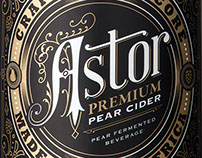 Astor Pear Cider