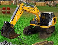 New Excavator Simulator