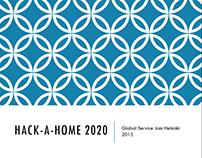 Hack-a-Home project- Service Design