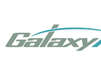 Logotipo GALAXY AIR