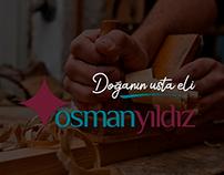 Osman Yıldız Products and Services Web Site Design