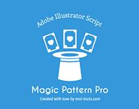 Magic Pattern Pro Illustrator Script