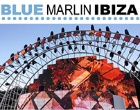 BLUE MARLIN IBIZA - BODRUM beach club design