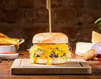 Wedges Burger