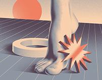 Foot - personal work
