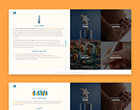 Web Design Project - Nordica NMMA