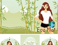 Eco Moi Jacquie O'Neill Illustrator