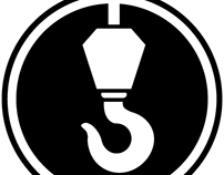 Agin Crane Service Logo, 2016