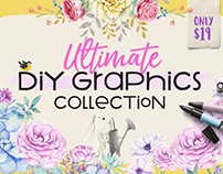 The Ultimate DIY Graphics Collection