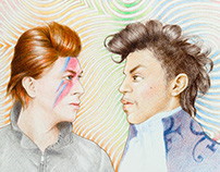Bowie + Prince