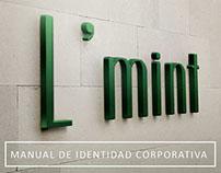 L'mint. Manual de identidad corporativa