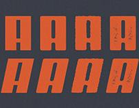 Mixbox - Vintage Font