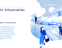 BrighterAI | Web and UI/UX design + illustration | АI