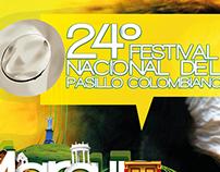 Festival Nacional de Pasillo Colombiano