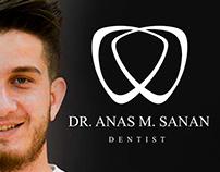 DR. ANAS MIQDAD LOGO