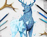 Huichol Deer