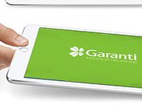 Garanti - Investor Relations - iPad Concept