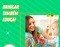 Social Media Brinks Brasil - ( JobPara agência Publiq )