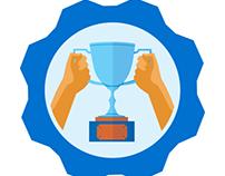 Winning Behaviours - Icons